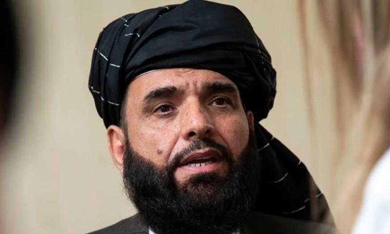 طالبان اور امریکا کے درمیان افغان جنگ کے خاتمے کے لیے مذاکرات جاری ہیں—فائل فوٹو: اے پی