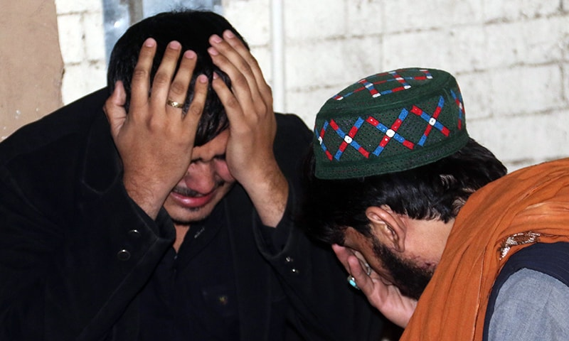 Blast At Mosque Near Balochistan's Quetta Kills 10