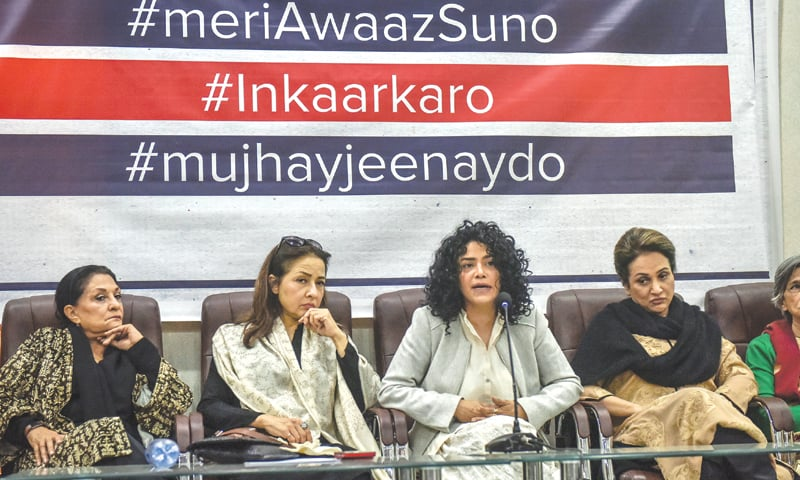 Celebrities join hands against child abuse, urge govt to implement laws
