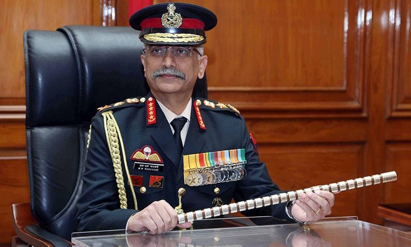 حکم ملا تو پاکستانی کشمیر کے حصول کیلئے کارروائی کرینگے، بھارتی آرمی چیف کی ہرزہ سرائی