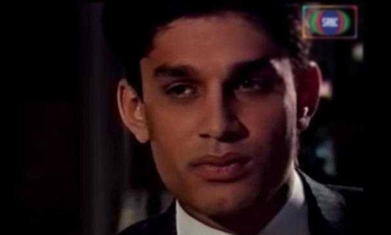 عامر حتمی نے سعد سلمان نامی کردار نبھایا تھا—یوٹیوب اسکرین شاٹ