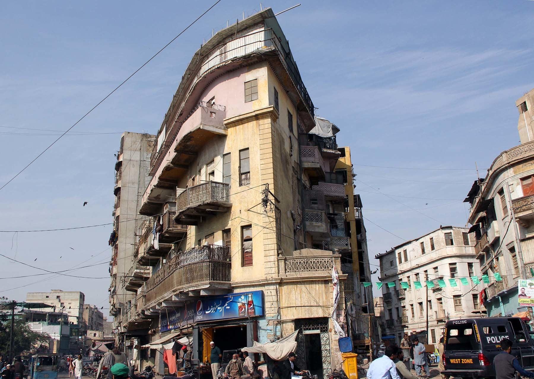 نسیم ریسٹورنٹ، کراچی—تصویر اعجاز کورائی