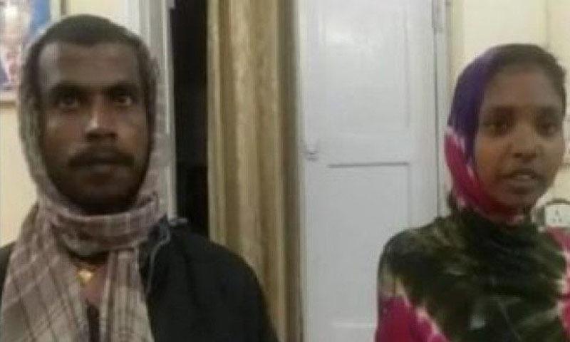 بیوی نے شوہر سے طلاق کے لیے عدالت سے رجوع کیا—فوٹو: ڈھاکا لائیو 24