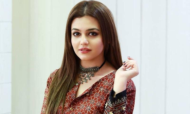 زارا نور عباس اب تک دو فلموں میں کام کرچکی ہیں — فوٹو: انسٹاگرام