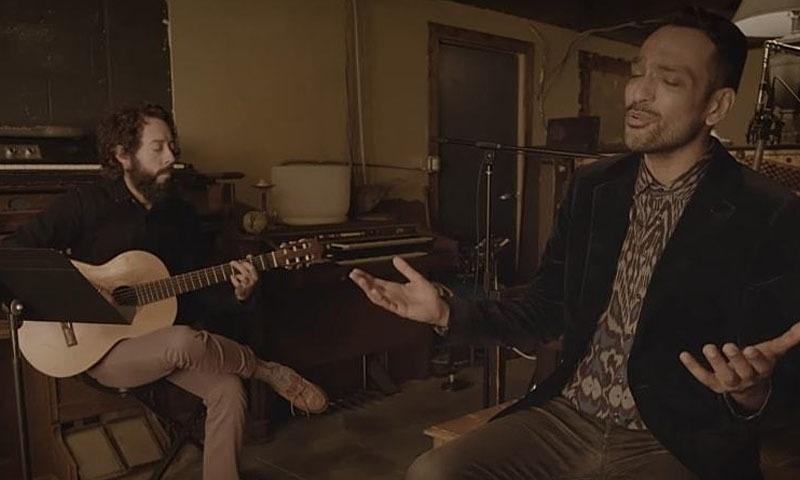 علی سیٹھی کا نیا گانا مداحوں میں مقبول