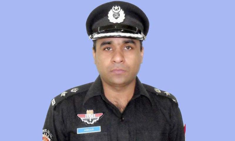 پولیس ٹریننگ اسکول روات کے ایس ایس پی ابرار نیکوکارہ کی 'خودکشی'