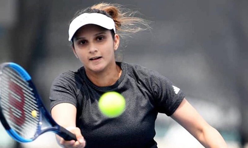 Sania Mirza returns to Hobart