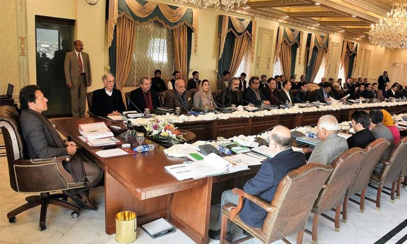حکومت کو نیا دھچکا، مسلم لیگ (ق) کے رکن بھی کابینہ اجلاس سے غیرحاضر