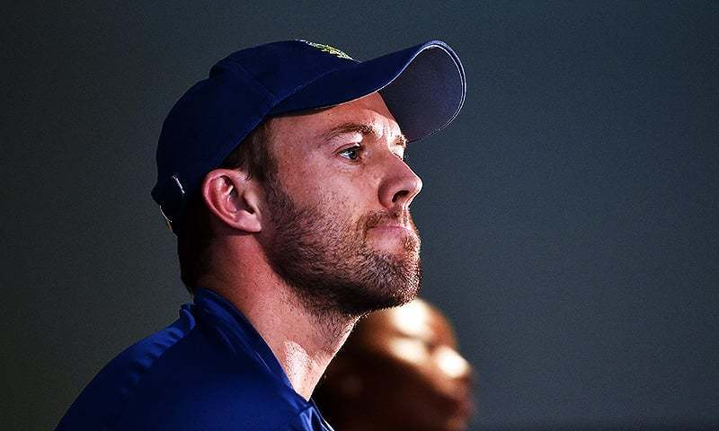 A.B. de Villiers has confirmed there have been talks about his return to South Africa's team for this year's Twenty20 World Cup in Australia. — AFP/File