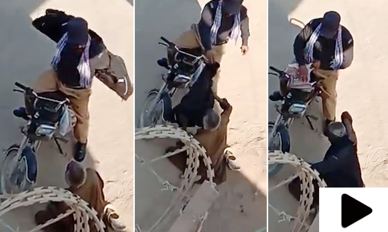 کراچی میں پولیس اہلکار نے انسانی ہمدردی کی مثال قائم کردی