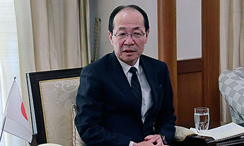 "Ichiro Maruyama, the Japanese ambassador to Myanmar, told local news website in Dec that he did not think the Myanmar military ""committed genocide or (had the) intent of genocide"". — Photo courtesy Radio Free Asia"