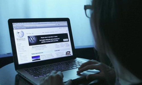 A Turkish court on Wednesday lifted a ban on Wikipedia after almost three years. — Reuters/File