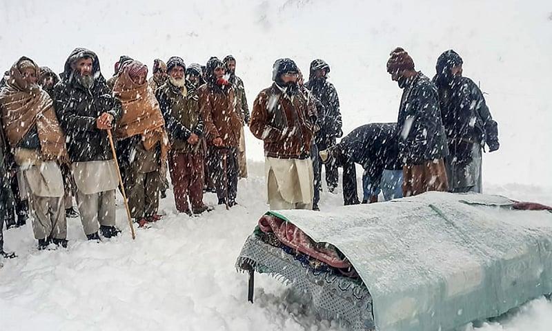 گلگت: برفانی تودے سے 5 فوجی شہید، اموات کی مجموعی تعداد 109 تک جا پہنچی