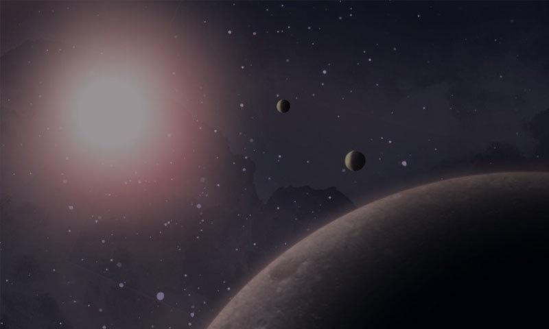 نئے سیارے کو خلا میں بھجوائی گئی خصوصی سیٹلائٹ کے ڈیٹا کی مدد سے تلاش کیا گیا—فوٹو: ناسا