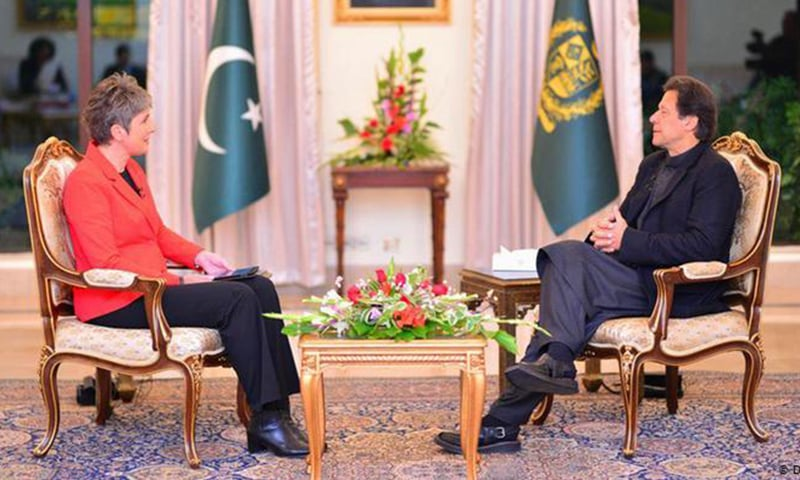 A Saudi-Iran military conflict would be 'disastrous' for Pakistan, says PM Imran