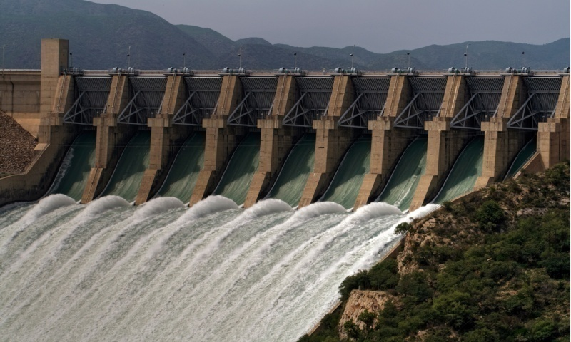 Pakistan is facing about $29 billion in economic losses every year on account of unutilised flow of river waters into the sea due to limited water storage capacity. — Kohi Marri/File