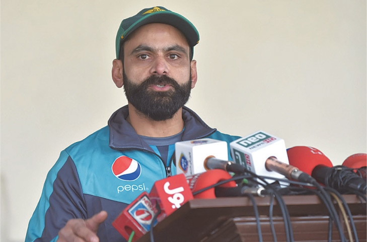 Hafeez plans to end career on a high at T20 World Cup