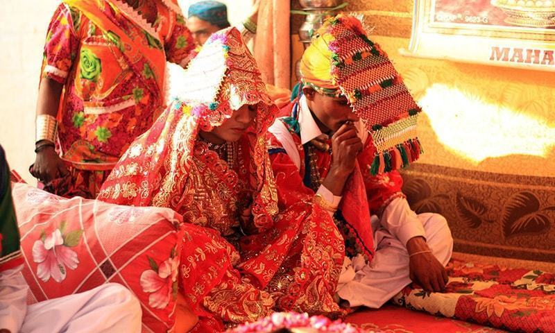 The parliamentary committee to protect minorities from forced conversions has observed that cases of forced conversions are mostly occurring in Sindh, while certain religious groups might even be considering conversion of minor girls through criminal tactics as legal. — AFP/File