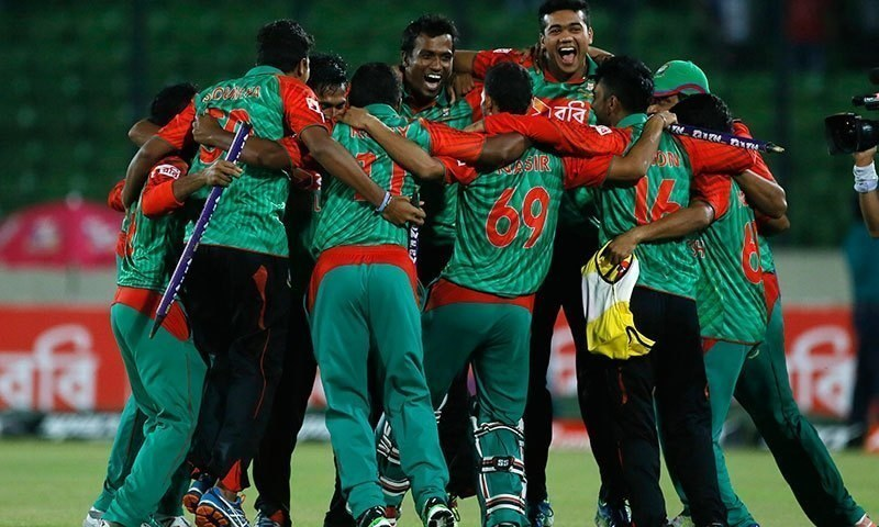 Bangladesh to play the three-match series in Lahore from January 24-27. — AP/File