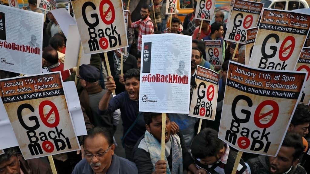 Protest in Kolkota   Reuters