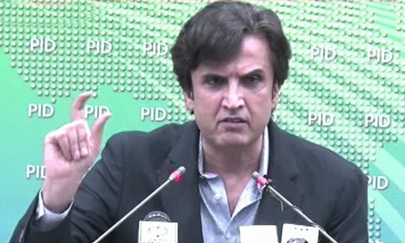 خسرو بختار نے کہا کہ حکومت نے گندم کی فی من قیمت ایک 365 روپے مقرر کردی —فائل فوٹو: ڈان نیوز