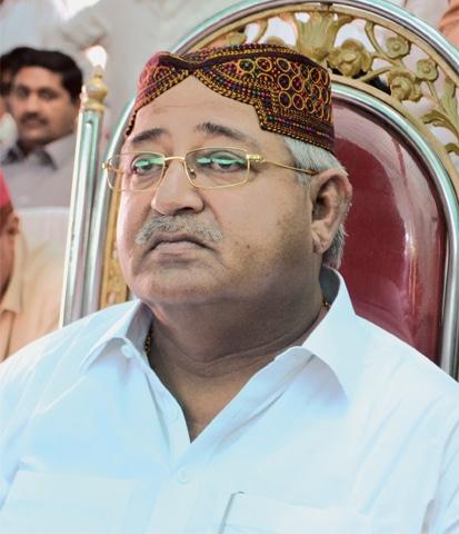 Syed Ali Mardan Shah