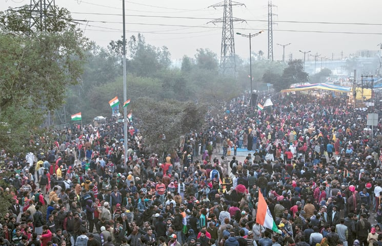 Fearless Delhi women inspire nationwide protest movement