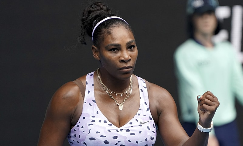 Serena 'concerned' over Australian Open pollution after past lung problems