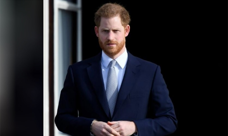 Under the arrangement, Harry will remain a prince and the couple will keep their titles of Duke and Duchess of Sussex. — Reuters