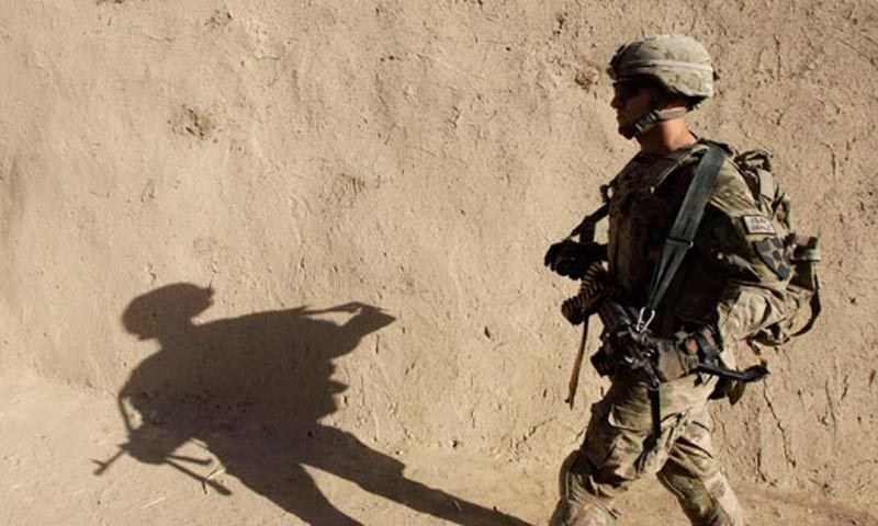 سابق امریکی فوجیوں نے افغانستان سے انخلا کا مطالبہ کردیا