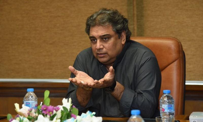 گندم برآمد کر کے اب درآمد کرنا ایک سوالیہ نشان ہے، علی زیدی