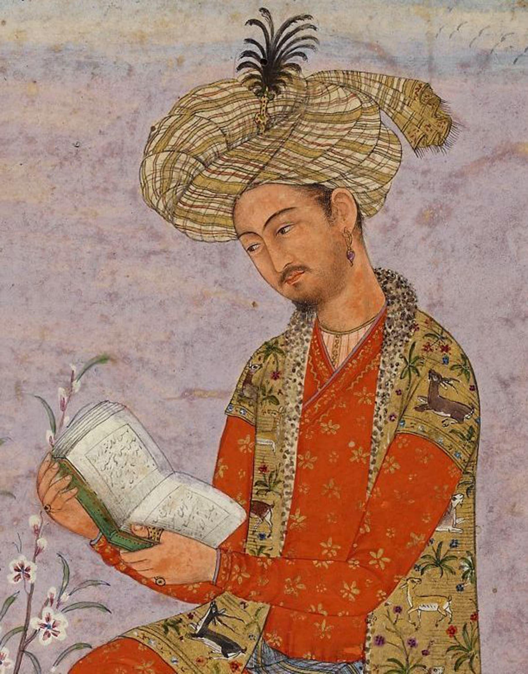 مغل شہنشاہ ظہیر الدین محمد بابر
