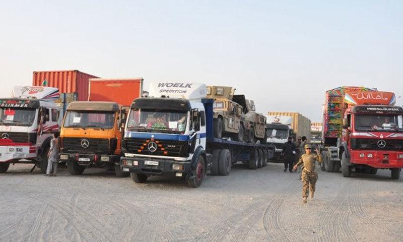 افغان برآمدات پر کوئی پابندی نہیں لگائی، پاکستانی سفارت خانے کی وضاحت