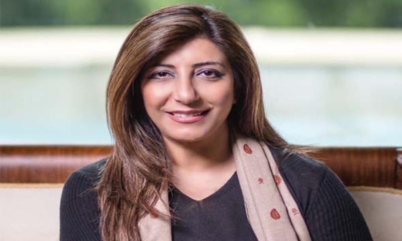 ترجمان دفتر خارجہ عائشہ فاروقی—فائل فوٹو: اے پی پی
