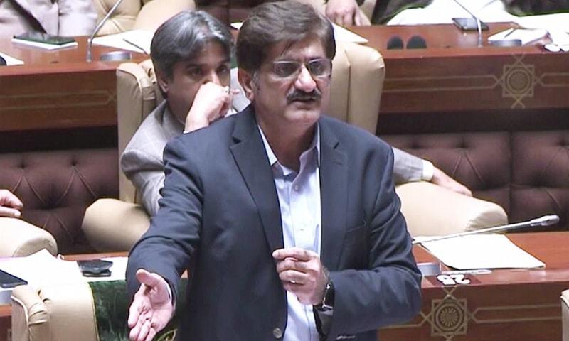 سندھ میں وہی افسر رہے گا جو اس کے نمائندوں کی پالیسیوں پر چلے گا،مراد علی شاہ