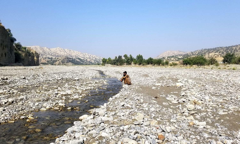 Kotkai, South Waziristan.