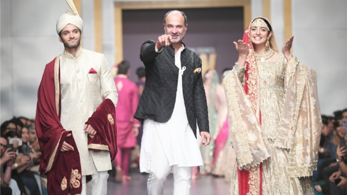 FPC spokesperson Deepak Perwani shows at FPW Winter Festive '19