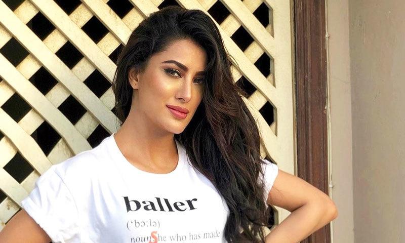 اداکارہ نے ٹوئٹ کی تھی کراچی ایئرپورٹ کے ٹوائلٹس میں انتہائی بدبو ہوتی ہے—فوٹو: انسٹاگرام