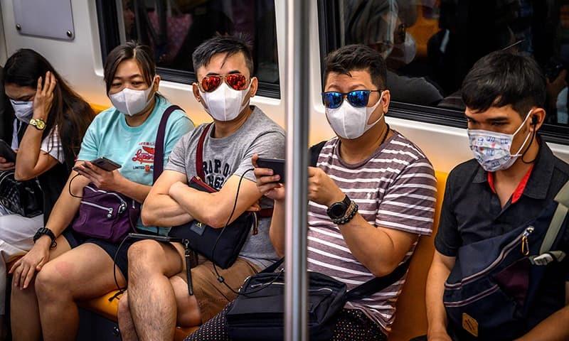 اب تک 56افراد کورونا وائرس سے ہلاک ہو چکے ہیں— فائل فوٹو: اے ایف پی