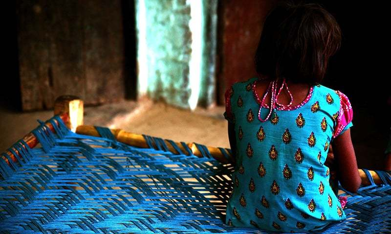 A 23-year-old man was arrested and charged by the police on Monday for allegedly raping a minor girl in a village near Muzaffarabad. — File