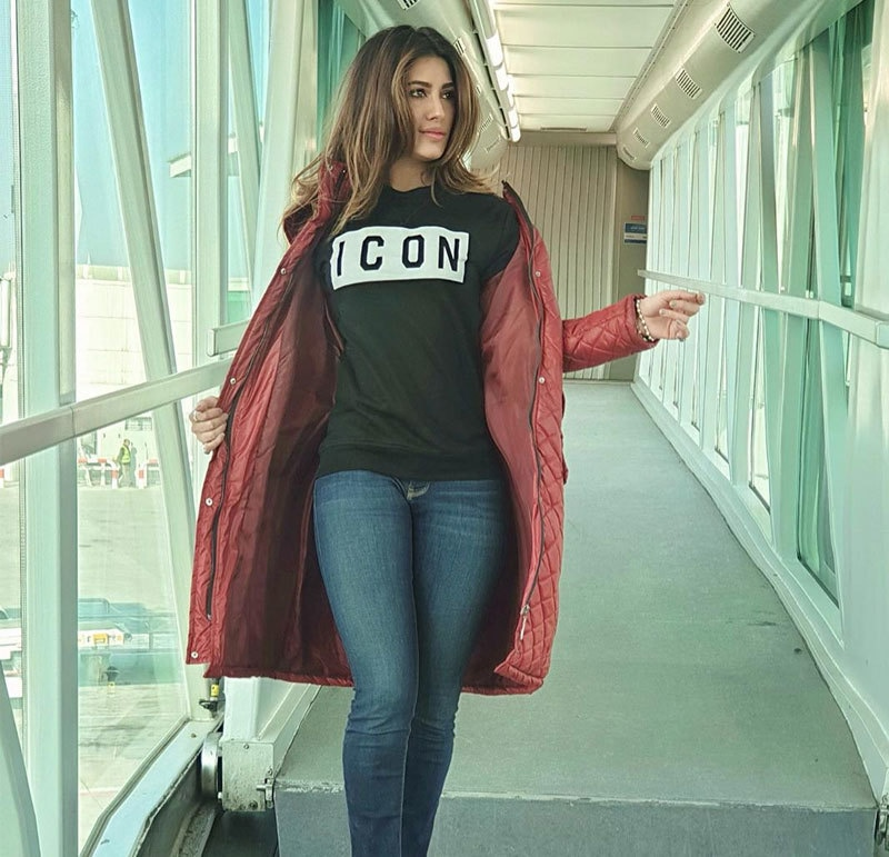 اداکارہ نے تاحال عامر لیاقت کو کوئی جواب نہیں دیا—فوٹو: انسٹاگرام