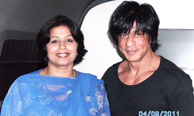 نورجہاں اور شاہ رخ خان نے متعدد بار ملاقاتیں بھی کیں—فائل فوٹو: ڈان نیوز