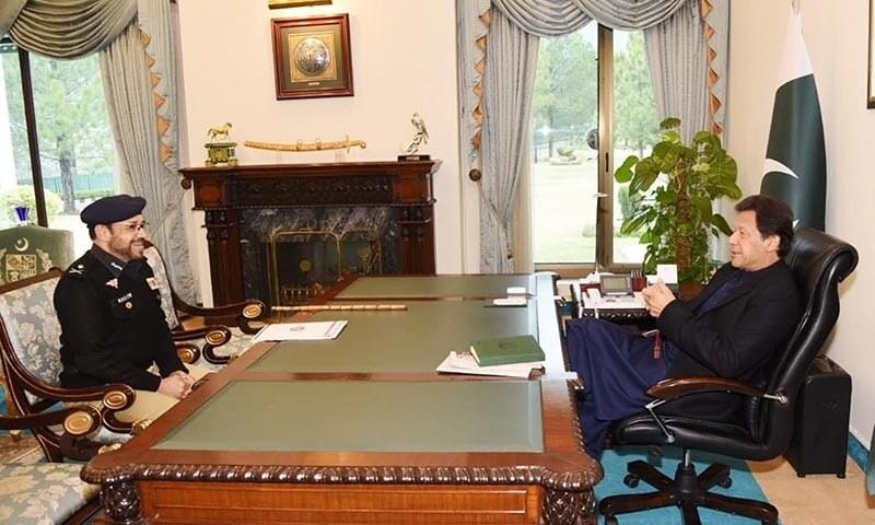 وزیراعظم سے آئی جی سندھ کی ملاقات، تبادلے سے متعلق بات چیت