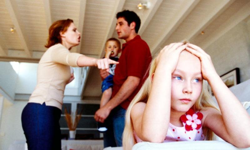 والدین کو پہلے مسئلے کو سمجھنا چاہیے —فوٹو: سی ڈی این سائیکولاجی