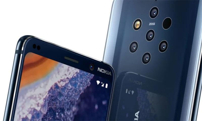 نوکیا کے نئے فون میں سیلفی کیمرا اسکرین کے اندر دیئے جانے کا امکان