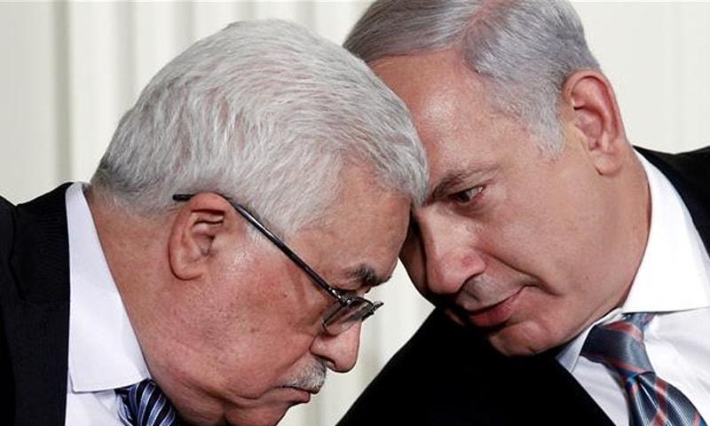 مجوزہ امریکی منصوبے کے بعد فلسطین اوسلو معاہدے کا پابند نہیں رہا، محمود عباس
