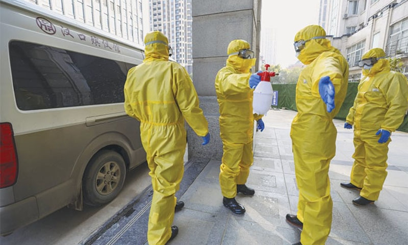 WHO declares China virus outbreak an international emergency