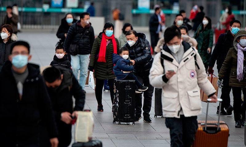 کورونا وائرس: چین سے باہر کئی ممالک میں 100 سے زائد کیسز رپورٹ