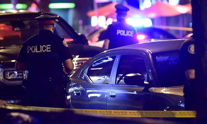 Three people were killed and two others wounded in a shooting in an apartment rented on Airbnb in Toronto, police said on Saturday. — AP/File