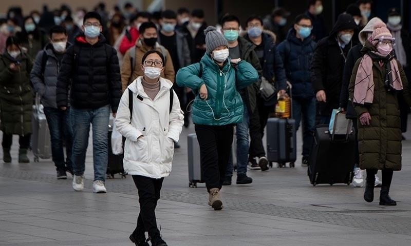 کورونا وائرس کے کیسز 24 ممالک میں رپورٹ ہوچکے ہیں — فوٹو: اے ایف پی